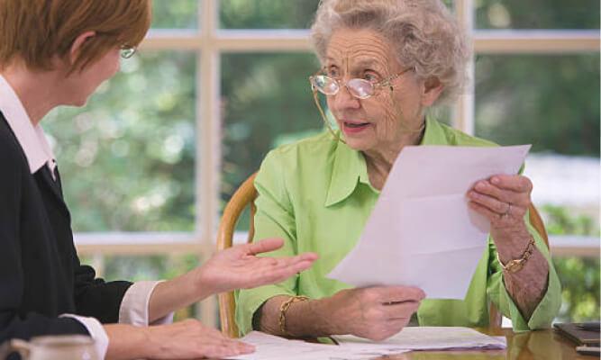 Beratung Pflegedienst bei Ihnen Zuhause