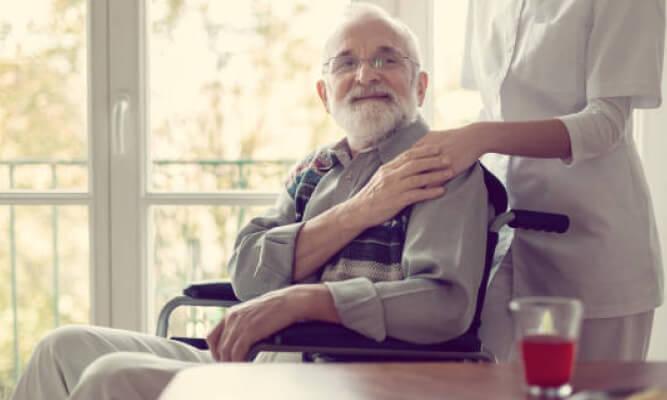 Pflegedienst und Hilfe Zuhause
