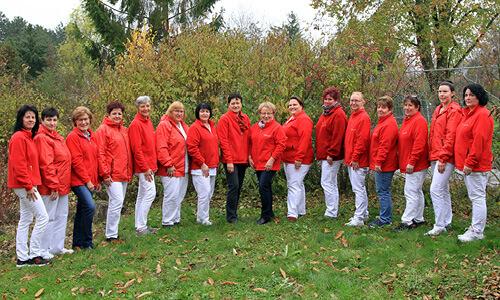 Unser Pflegeteam besteht aus Fachkräfte